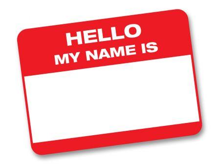 name.